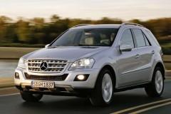 Mercedes ML foto attēls 4
