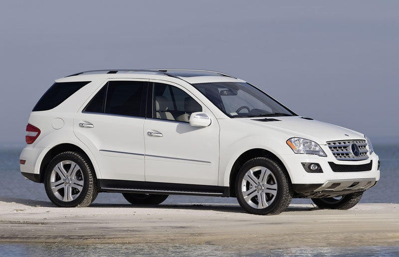 Mercedes Ml 2008 2011 Reviews Technical Data Prices