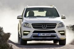 Mercedes ML foto attēls 5