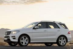 Mercedes ML foto attēls 6