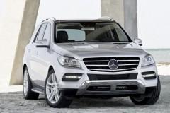 Mercedes ML foto attēls 2