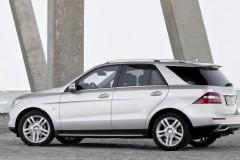 Mercedes ML foto attēls 14