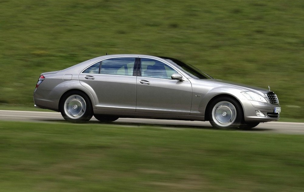 Mercedes s class sedan 2005 2009 reviews technical data for 2009 mercedes benz s550 price