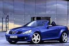 Mercedes SLK cabrio photo image 1