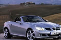 Mercedes SLK cabrio photo image 8