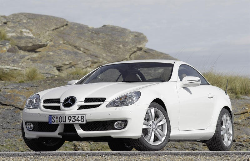 Mercedes SLK 2008 photo image