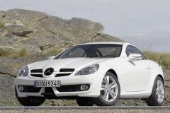 Mercedes SLK cabrio photo image 8
