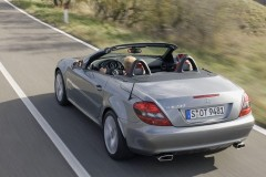 Mercedes SLK cabrio photo image 9