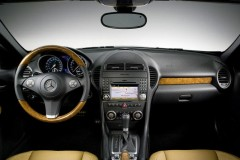 Mercedes SLK cabrio photo image 10