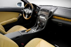 Mercedes SLK cabrio photo image 11