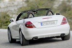 Mercedes SLK cabrio photo image 7