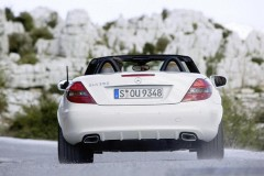 Mercedes SLK cabrio photo image 6