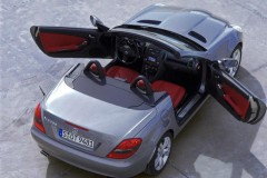 Mercedes SLK cabrio photo image 5