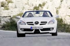 Mercedes SLK cabrio photo image 4