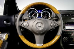 Mercedes SLK cabrio photo image 12