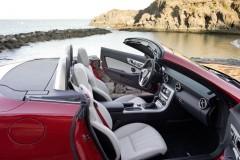 Mercedes SLK cabrio photo image 11