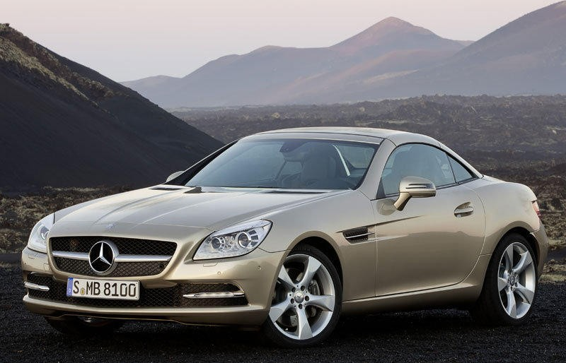 Mercedes SLK 2011 photo image