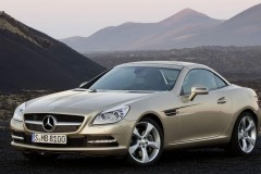 Mercedes SLK cabrio photo image 10