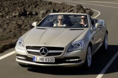 Mercedes SLK cabrio photo image 7