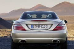 Mercedes SLK cabrio photo image 6