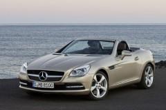 Mercedes SLK cabrio photo image 3
