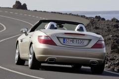 Mercedes SLK cabrio photo image 12