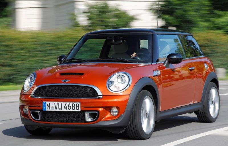 mini cooper s hatchback 2010 2013 datos tecnicos precios coche abc