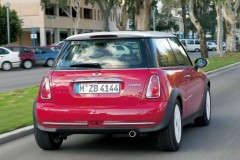 Mini Cooper hatchback foto 5