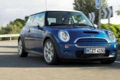 Mini Cooper hatchback foto 13