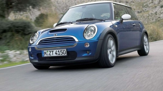 Mini Cooper Hatchback 2001 2006 Technical Data Prices