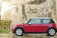 Mini Cooper hatchback foto 1