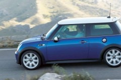 Mini Cooper hatchback foto 12