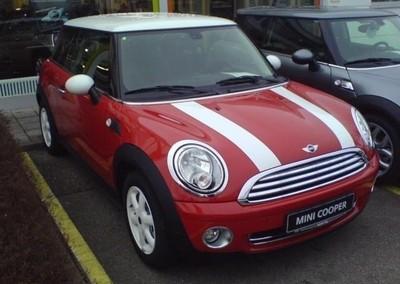 Mini Cooper 2007 foto attēls
