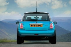Mini Cooper hatchback foto 2