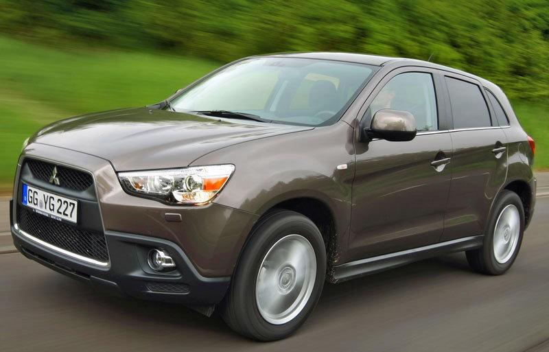 Mitsubishi ASX 2010 foto attēls