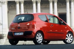 Mitsubishi Colt 3 door hatchback photo image 1