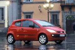 Mitsubishi Colt 3 door hatchback photo image 4