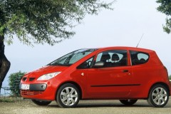 Mitsubishi Colt 3 door hatchback photo image 3