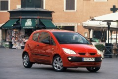 Mitsubishi Colt 3 door hatchback photo image 2