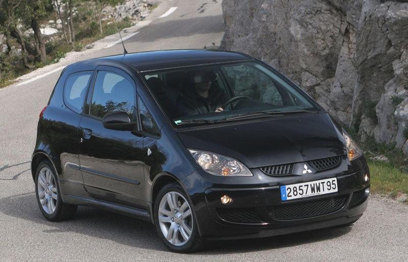 Mitsubishi Colt 3 Door Hatchback 2007 2008 Reviews