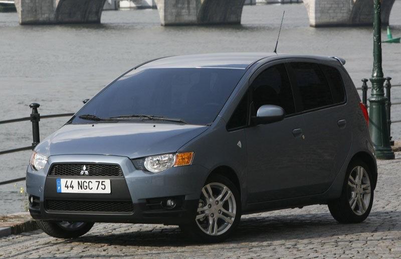 Mitsubishi Colt 2008 foto attēls