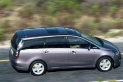 Mitsubishi Grandis minivan foto 1