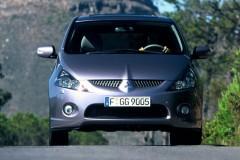 Mitsubishi Grandis minivena foto attēls 2