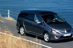 Mitsubishi Grandis minivan foto 4
