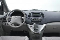 Mitsubishi Grandis minivena foto attēls 5