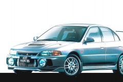 Mitsubishi Lancer Evolution sedan photo image 2