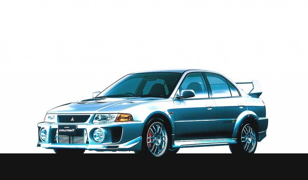Mitsubishi Lancer Evolution 1998 photo image