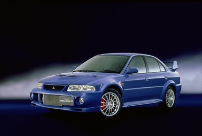 Mitsubishi Lancer Evolution 1999 photo image