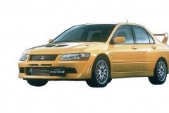 Mitsubishi Lancer Evolution sedan photo image 3