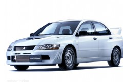 Mitsubishi Lancer Evolution sedan photo image 4